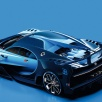 Imagini oficiale Bugatti Vision Gran Turismo concept
