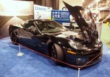 Genovation prezintă modelul GXE Corvette; un vehicul complet electric cu 700 cai putere sub capotă