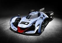 Frankfurt Motor Show 2015: Hyundai prezintă conceptul N 2025 Vision Gran Turismo, un supercar cu 872 cai putere sub capotă