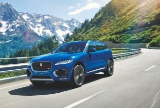 Frankfurt Motor Show 2015: Jaguar anunţă crossover-ul F-PACE 2017, inspirat de modelul F-TYPE