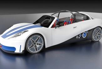 Pre-comenzile pentru automobilele printate 3D de către Local Motors, încep din octombrie