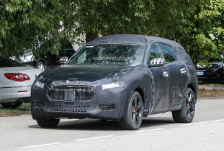 Primele fotografii spion cu Maserati Levante sunt aici; iată cum arată SUV-ul italienilor