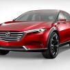 Imagini oficiale Mazda Koeru Concept