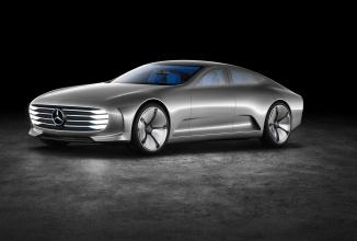 Frankfurt Motor Show 2015: Mercedes-Benz IAA este un concept aerodinamic al viitorului ce își schimbă forma