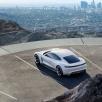 Imagini oficiale Porsche Mission E - concept