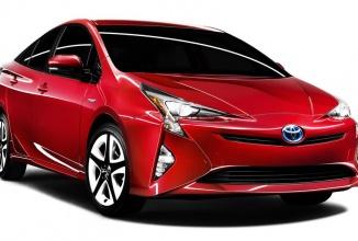 Toyota lansează noul Prius 2016, cu eficienţa crescută cu 10%, design mai agresiv