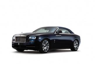 Rolls-Royce Dawn este lansat oficial; un cabriolet cu motor de 563 CP și preț de 400.000 dolari
