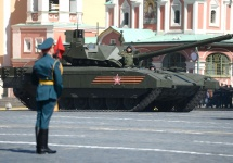 Armata T-14 este mândria armatei ruse, un nou tanc gigantic care e parţial automat (Video)
