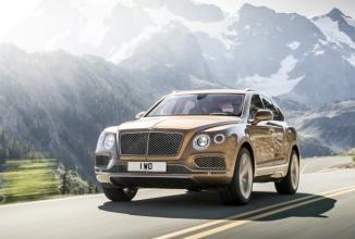 Bentley Bentayga 2017 lansat oficial, un SUV cu motor W12 puternic