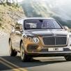 Imagini oficiale Bentley Bentayga 2017