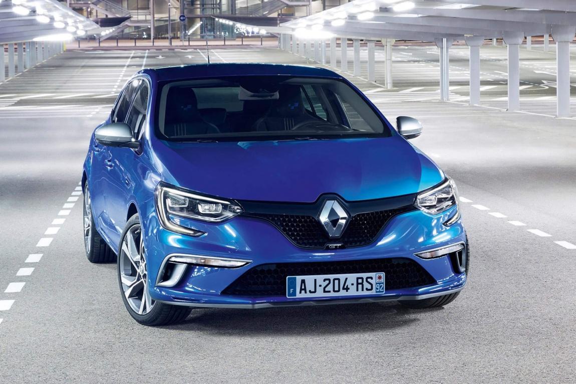 Imagini oficiale 2016 Renault Megane