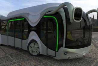 Credo E-Bone este un concept de autobuz pe hidrogen ce ne oferă o privire asupra viitorului