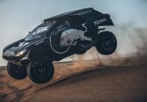 Peugeot lansează masivul vehicul pentru deşert 2008 DKR16, gata pentru Dakar Rally 2016