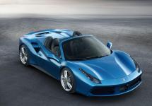 Frankfurt Motor Show 2015: Ferrari 488 Spider prezentat oficial, optează pentru un acoperiş solid retractabil