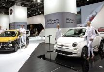 Frankfurt Motor Show 2015: Fiat 500 apare cu un facelift atractiv la showul german