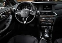 Infiniti prezintă interiorul lui Q30 înainte de debutul showului auto de la Frankfurt