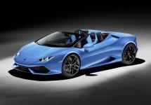Frankfurt Motor Show 2015: Lamborghini Huracán LP 610-4 Spyder e o bestie decapotabilă ce atinge 323 km/h