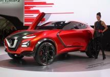 Frankfurt Motor Show 2015: Nissan Gripz este un concept care anticipează viitoarele designuri Nissan Z