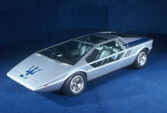 Ineditul Maserati Boomerang vândut la licitaţie pentru suma de 3.76 milioane de dolari, mai puţin decât se aşteptau experţii