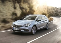 Noile modele Opel Astra sunt gata să îşi dezvăluie interiorul spaţios la showul auto de la Frankfurt