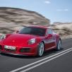 Imagini oficiale Porsche 911 Carrera Facelift