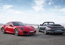 Porsche 911 Carrera Facelift vine cu motor turbocharged de 3 litri ce dezvoltă 370 cai putere; bolidul ajunge la vânzare din martie 2016