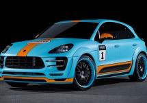 Hamann prepară un Porsche Macan; rezultatul este un bolid gata pregătit de curse cu paint-job exclusivist