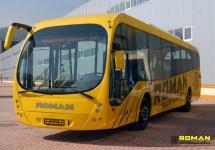 Autobuzul made in România Urban Crosstown produs la Roman rămâne în fază de proiect, pentru că nu are cumpărători