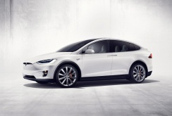 Imagini Tesla Model X