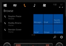 Microsoft integrează Cortana în sistemele de proiecţie pe parbriz, pe automobilele conectate ale viitorului