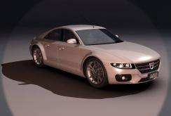 Imagini Dacia Logan Lux concept