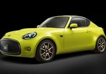 Toyota prezintă conceptul S-FR, micuţa maşină sportivă cu tracţiune spate care ar face uitat Mini