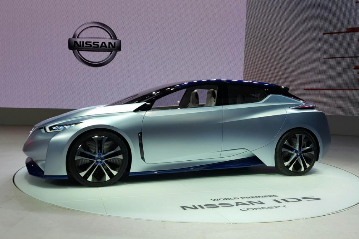 Imagini Tokyo Motor Show 2015 Nissan IDS