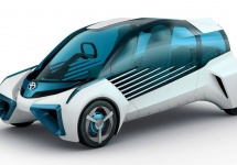 Toyota dezvăluie trei concepte inedite înainte de startul Tokyo Motor Show