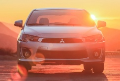 Imagini oficiale 2016 Mitsubishi Lancer