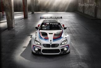 BMW M6 GTLM 2016 primeşte o recenzie teoretică de la Top Speed: un design excelent, dar practic prea similar cu un GT3