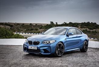BMW dezvăluie modelul 2016 M2, coupe sportiv cu 365 cai putere sub capotă