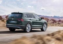 Volkswagen Tiguan Plus 2017 primeşte o randare nouă, vine cu capacitate de 7 locuri