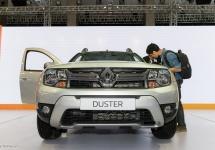 Dacia Duster apare sub brandul Renault în Vietnam cu ocazia show-ului VIMS 2015