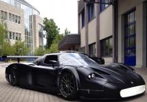 Maserati MC12 GT1 Centenario e cea mai zgomotoasă bestie de pe şosele, iat-o surprinsă de cameră (Video)