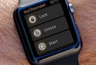 Apple Watch va putea debloca portierele automobilelor, cu o aplicaţie specială de la General Motors