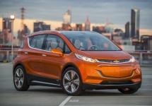 Chevrolet Bolt 2016 include o baterie LG ce îi oferă peste 300 de km de autonomie