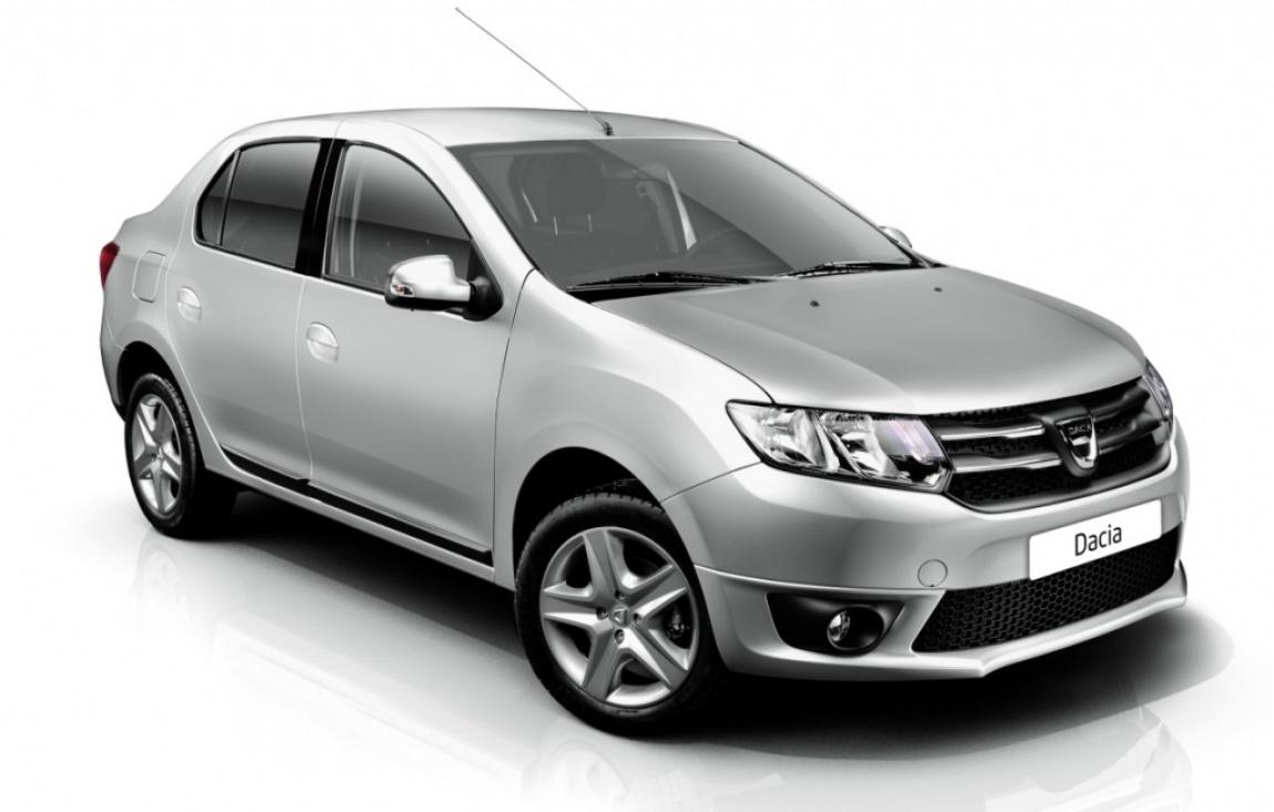 Imagini oficiale Dacia Logan Prestige