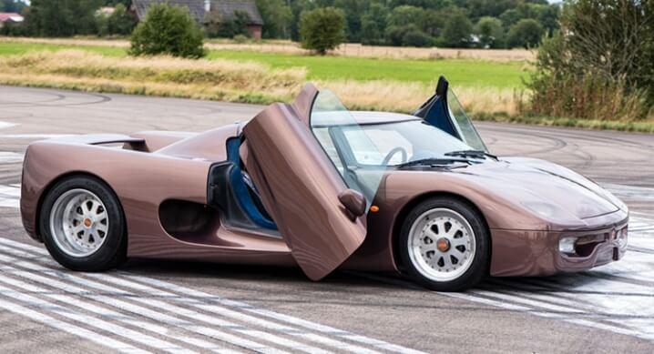 Koenigsegg-prototype