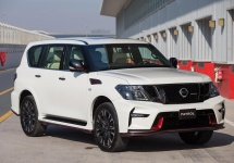 Nissan Patrol Nismo are parte de o lansare exclusivă în Dubai; vine cu motor V8 de 5.6 litri