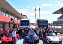 Jeremy Clarkson și compania încep filmările la emisiunea auto pregătită de Amazon