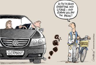 RAR decide să nu mai elibereze cărți de identitate pentru automobilele Volkswagen