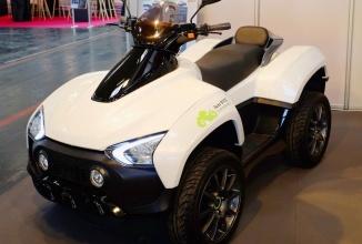 Acer prezintă un ATV electric denumit X Terran; sosește ca și concept pentru moment