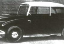 Malaxa 1C este primul autoturism 100% românesc; acesta a fost dezvoltat în anul 1945 la Reșița