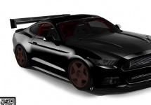 Ford va aduce câteva modele Mustang tunate la showul SEMA, inclusiv un model Bisimoto EcoBoost de 900 de cai putere